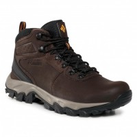 Men's Brown Textile Trekker Boots COLUMBIA Going Out fashion guide stores AJ7BY