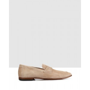 Brando Men's Newan Loafers Sand Going Out boutique in store 4EUVM360